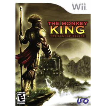 Tommo The Monkey King: The Legend Begins (Nintendo Wii)