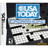 Destineer USA Today Crossword Challenge for Nintendo DS