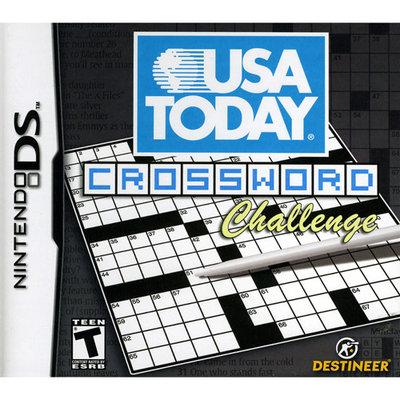Destineer USA Today Crossword Challenge for Nintendo DS