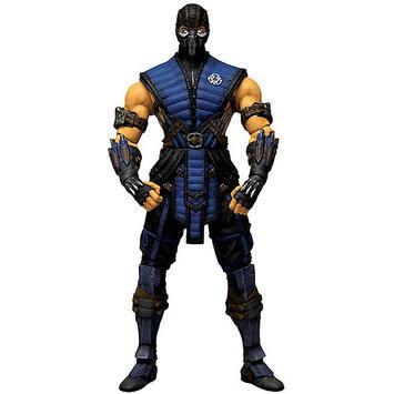 Mezco Mortal Kombat Sub Zero 6 Inch Action Figure