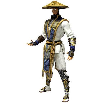 Mezco Mortal Kombat X Raiden 6-Inch Action Figures
