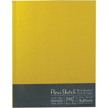 Global Art Flexi-Sketch Blank Sketch Book, 11