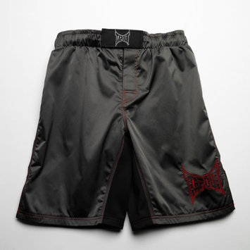 Battle Sports Science TapouT Fight Shorts Gray, Size: 30 in.