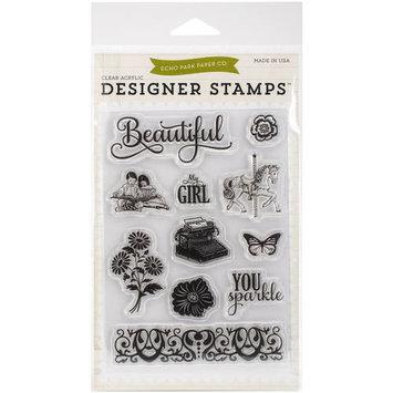 Echo Park Paper Echo Park Stamps 4inX6inCircles