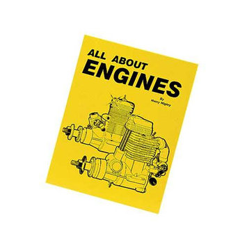 BOK012 All About Engines HIGZ2042 HARRY B. HIGLEY