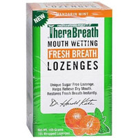 Dr Katz Therabreath Lozenges 72pc Box Dr Katz Tblz2