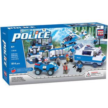 Police Station - Building Set by Brictek (11010) BICY1010 BRICTEK