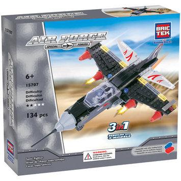 Brictek 15707 Sonic Fighter BICY5707 BRICTEK BUILDING BLOCKS