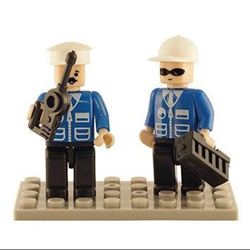 Brictek 2 Piece Building Blocks Figurine Set BICY9203 BRICTEK