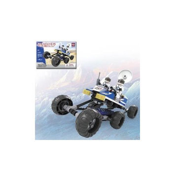 BRICTEK Set 27012 Lunar Vehicle BICY7012 BRICTEK BUILDING BLOCKS