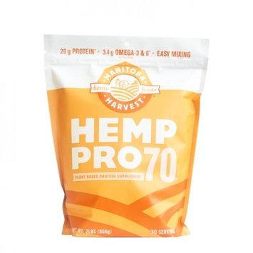 Manitoba Harvest Hemp Pro 70 - 2 lbs