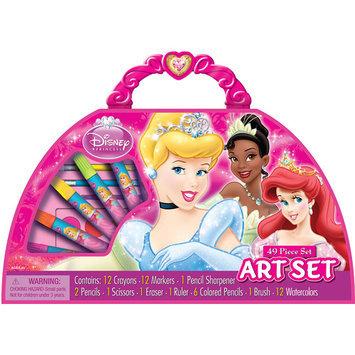 Artistic Studios Disney Princess Take-a-long Purse Art Set