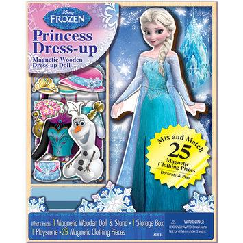 Artistic Studios Disney Frozen Elsa 25-Piece Wooden Doll Set