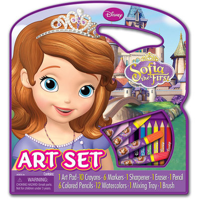 Sofia the First Character Art Set