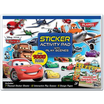 Artistic Studios Disney Pixar Sticker Activity Pad Collection