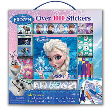 Frozen Sticker Activity Set