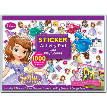 Artistic Studios Sofia the First Sticker Activity Pad Collection