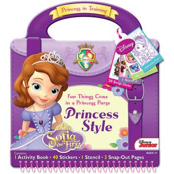 Artistic Studios Disney Sofia the First Style Activity Purse