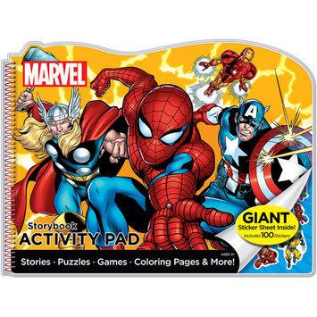 Artistic Studios Marvel Heroes Die-Cut Floor Pad