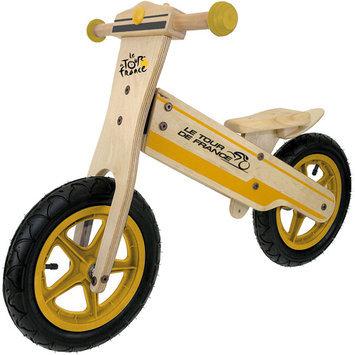 Cycle Source Group, Llc Tour de France Kid's Wooden Balance/ Running Bike