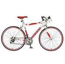 Tour De France Stage One Polka Dot Bike Red/White 56cm
