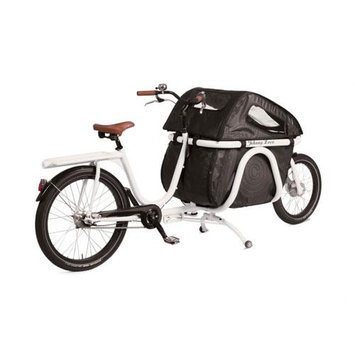 Cycle Force Group Johnny Loco Mont Blanc Unisex Cargo Coupe