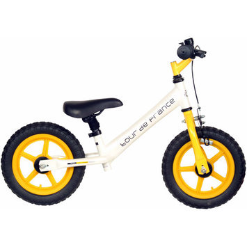 Tour de France Wood Running Bike 12 in. Kid's Bike 30412