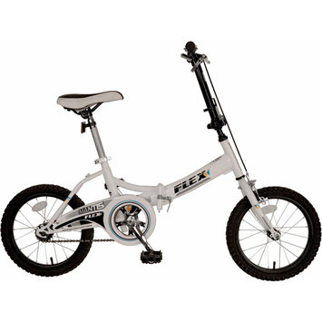 Mantis Flex 16-in. Folding Bike - Boys (White)