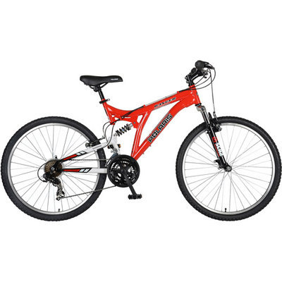 Cycle Force Group Llc Polaris - Ranger M.0 26 Full Suspension Bicycle