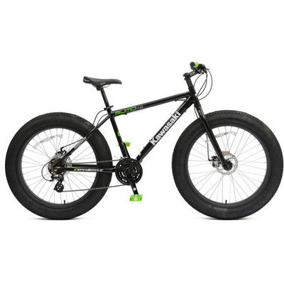 Cycle Force Group Kawasaki Sumo 4.0 Fat Tire Bicycle