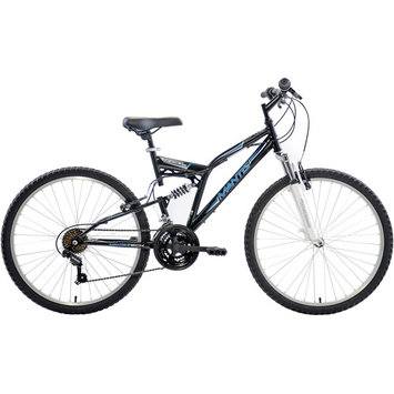 Cycle Force Group Llc Mantis Ghost 26-inch Full Suspension Bicycle