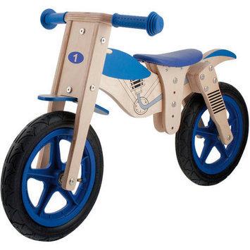Cycle Force Group Llc Anlen Wooden Moto 12-inch Balance/ Running Bike