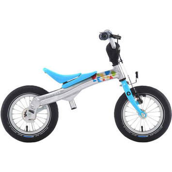 Limited Lifetime Rennrad 12-inch 2-in-1 Learning Bicycle