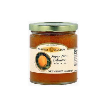 Nature's Hollow Apricot Preserves Sf (12x10OZ )
