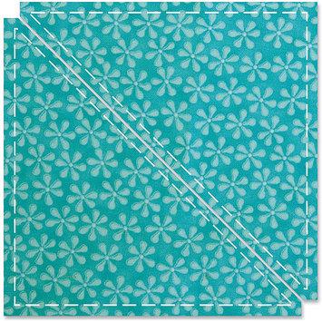 Accuquilt GO! Fabric Cutting Dies-Triangle 6-1/2