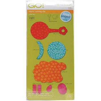 Accuquilt Go AccuQuilt 550-38 GO Fabric Cutting Dies-Lullaby