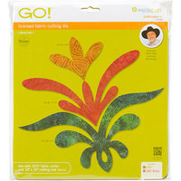 Accuquilt Go GO! This & That Fabric Cutting Dies-GO! Arabesque #1 By Ricky Tims