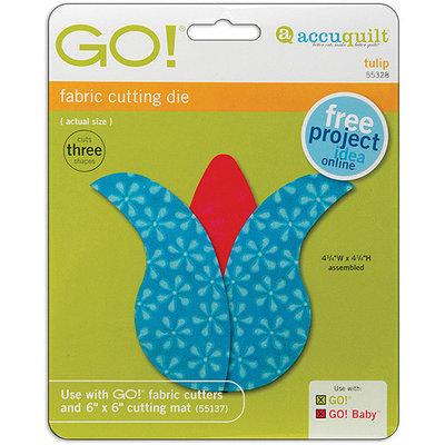 Accuquilt GO! Baby Tulip Fabric Cutting Dies