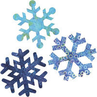 Accuquilt Go GO! Fabric Cutting Dies-Snowflakes 7