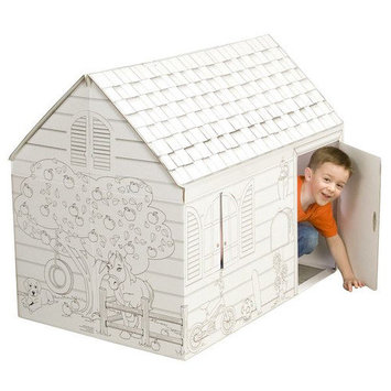 My Very Own House Hide and Seek Playhouse
