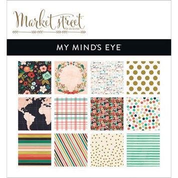 My Minds Eye My Mind's Eye Paper Pad 6