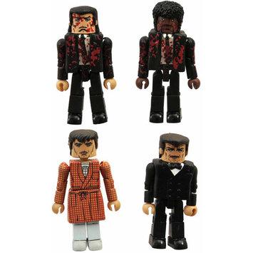 Dc Collectibles Pulp Fiction 20th Ann. Bonnie Situation Minimates Box Set