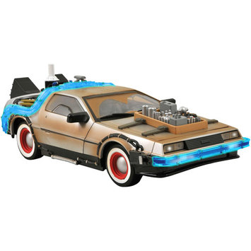 Diamond Select Back to the Future Part III DeLorean Vehicle