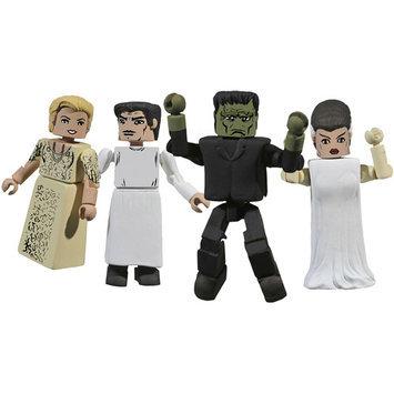 Diamond Select Toys Universal Monsters Minimates: Frankstein Box Set