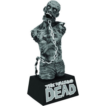 Diamond Select Toys WALKING DEAD BLACK & WHITE ZOMBIE PET BANK