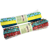Fabric Editions Fabric Palette Super Pack (8 1/4yd Pre-Cuts) 100% Cotton-Assorted