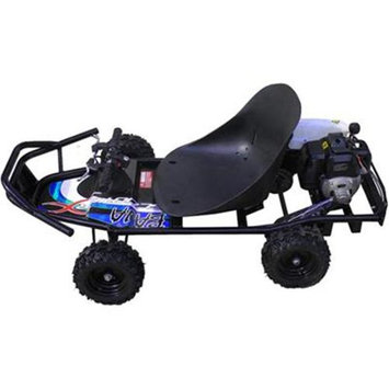 Big Toys SX-11 BlackBlue Baja Kart 49cc Black/Blue