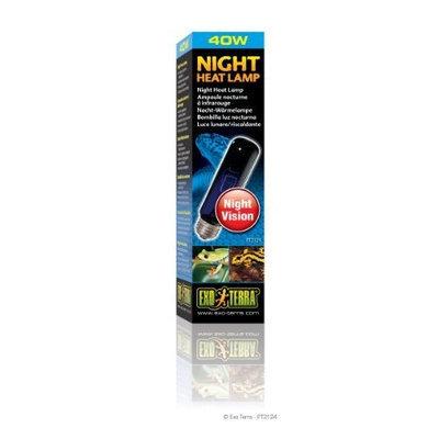 Hagen Exo Terra Night-Glo Moonlight A19 Lamp