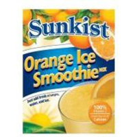 Sunkist Orange Ice Smoothie Mix