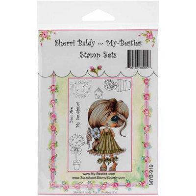 My-besties My Besties Clear Stamps Set 4inX6inYou're So Sweet Cupcakes